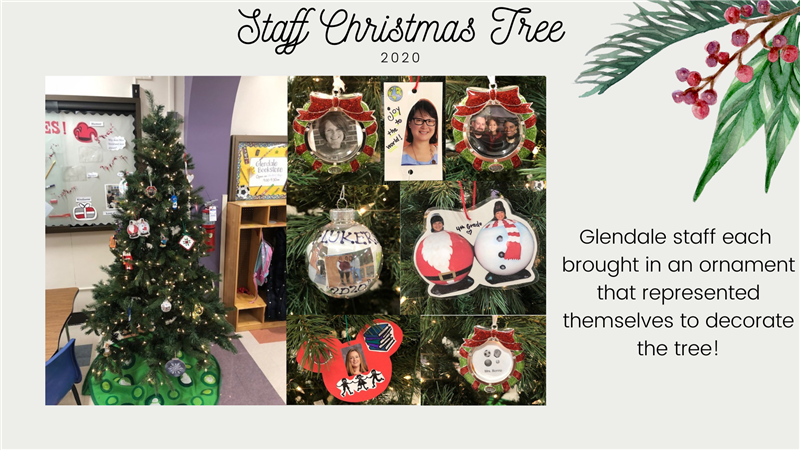 Staff Christmas Tree