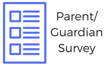 Parent/Guardian Survey for Elementary Students