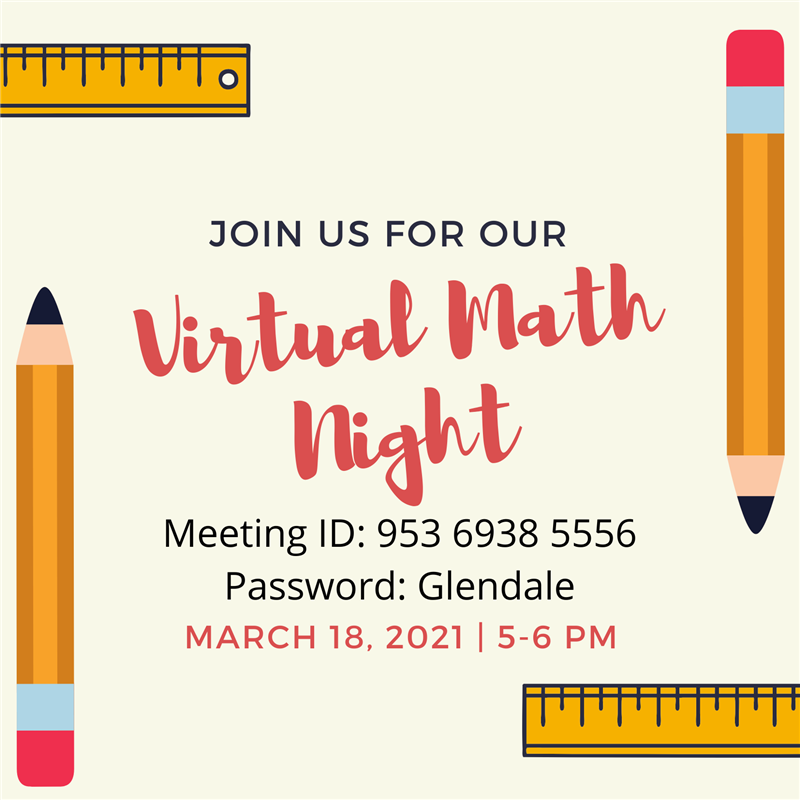 virtual math night