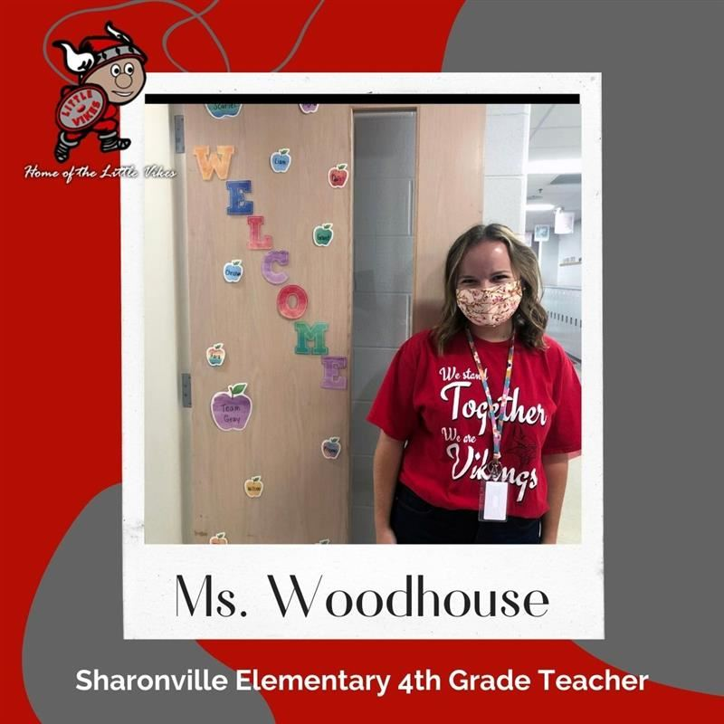 Photo of Ms. Woodhouse