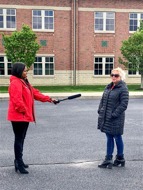Local 12 News Interview with Angela Ingram