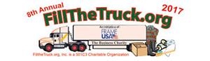 fill the truck logo