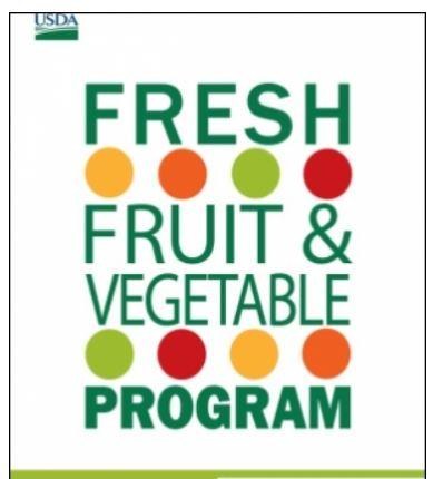 6 Princeton Elementary Schools selected to participate in the Fresh Fruit and Vegetable Program!