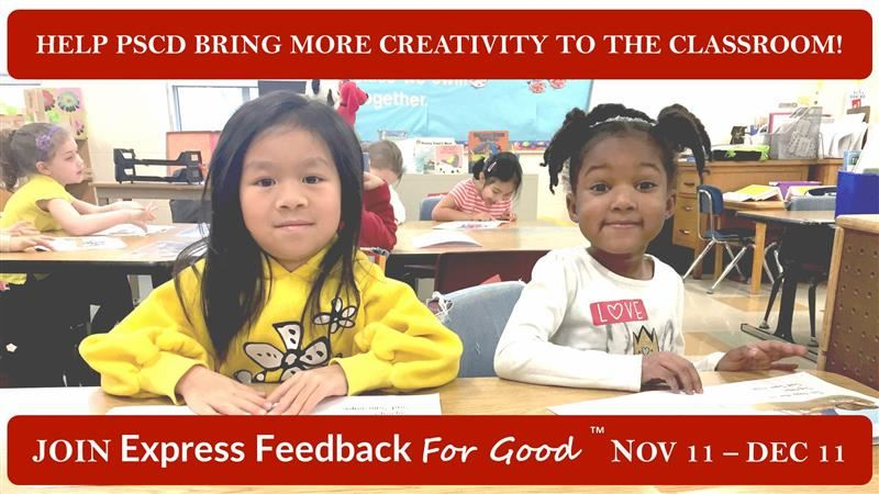 Join Express Feedback for Good