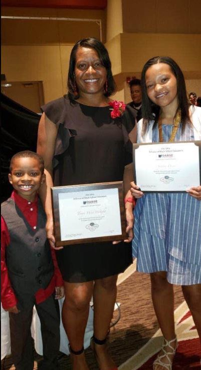 Princeton Administrator and Student Recognized by Ohio Alliance of Black School Educators