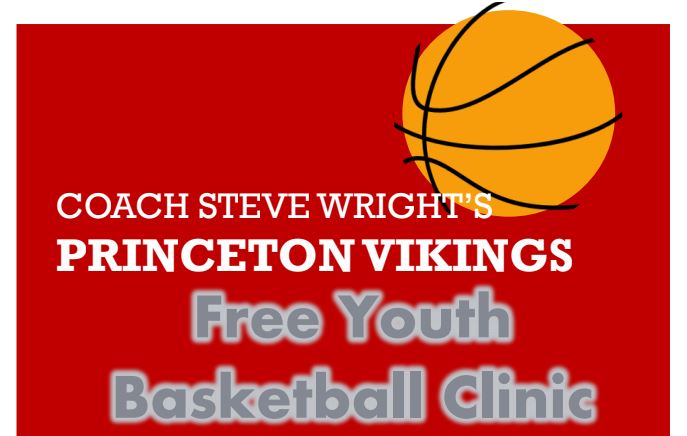 Princeton Free Youth Basketball Clinic