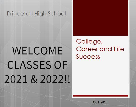 slide cover for class of 21 22