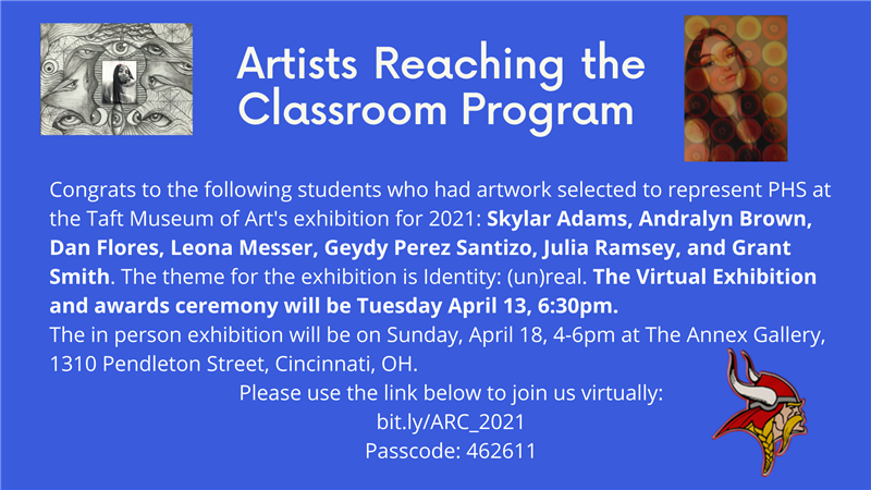 Artists Reaching the Classroom