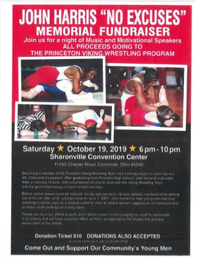 "Josh Harris ""No Excuses"" Memorial Fundraiser"