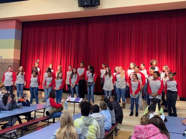 PHS Choraliers