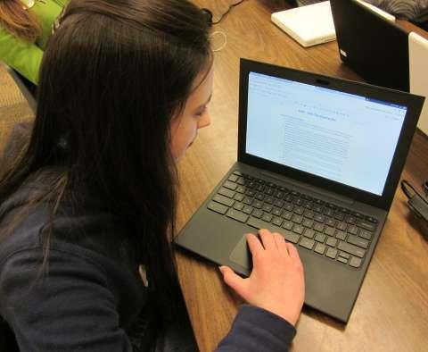 Chromebook Care and your Student