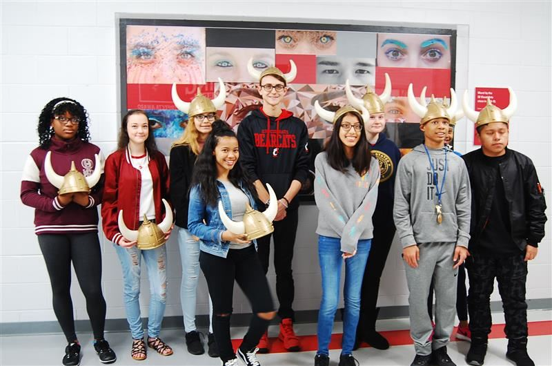 Students/Staff of the Week for 11/3/2017