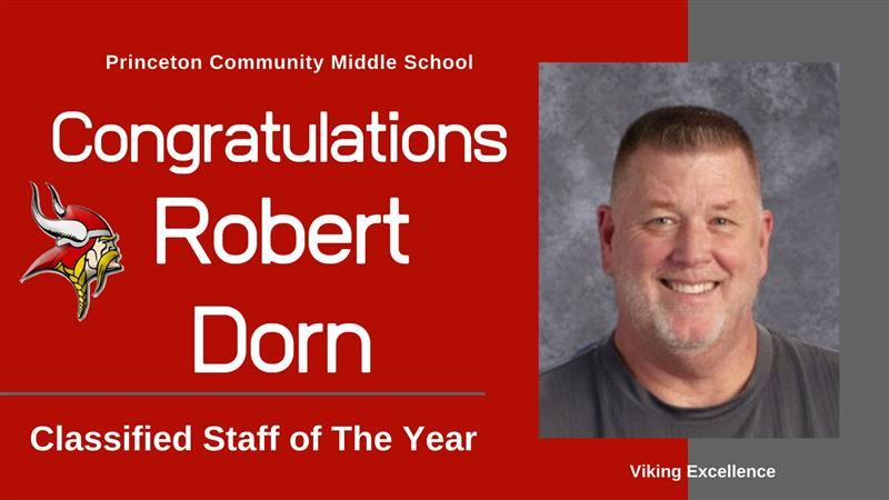 PCMS Staff of the Year