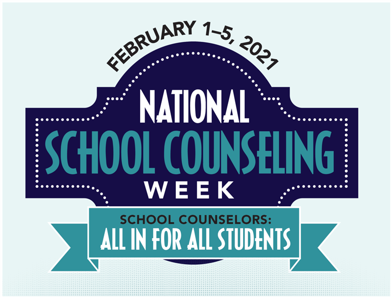 National Counselor's Week- PCMS Appreciates our Counselors