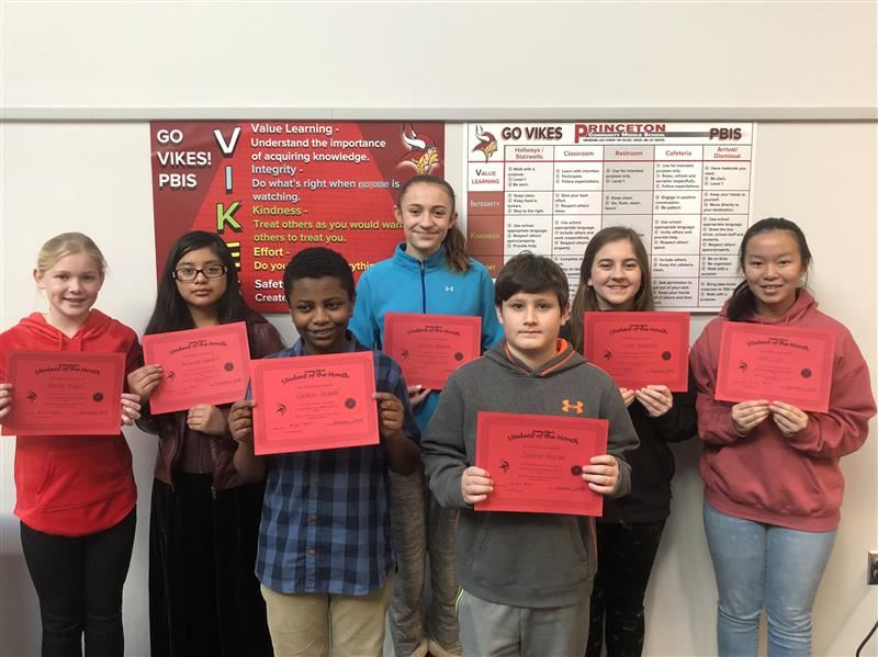 Jimmy John's Student and Staff of the Month